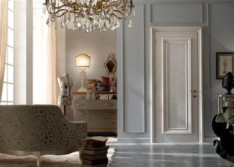 Amantea 169 Classic Wood Interior Doors Italian Luxury Luxury Interior Doors