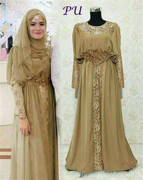 Baju Muslimah Maxi jual baju gamis pesta wanita muslimah maxi giana di lapak tsuroya olshop zuharaida