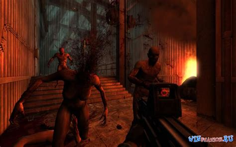 killing floor co op survival horror 2009 pc rus eng