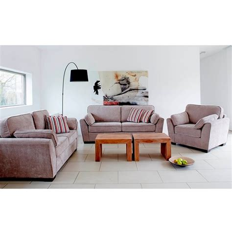 seville fabric sofa chair in mink with 31191