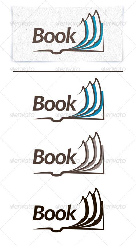 book logo graphicriver