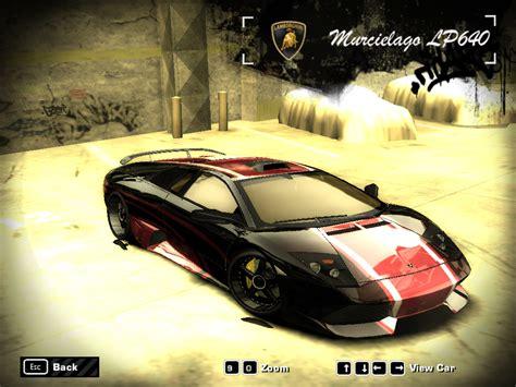 Lamborghini Nfs Need For Speed Most Wanted Lamborghini Murcielago Lp640