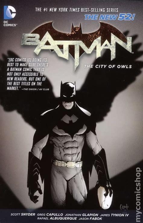 batman vol 1 the court of owls the new 52 batman dc comics paperback batman hc 2012 2016 dc comics the new 52 comic books