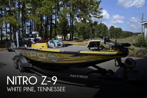 nitro boats for sale in tennessee used nitro boats for sale boats