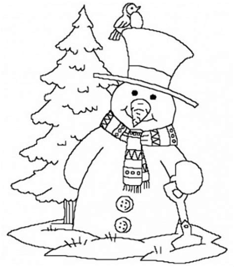 coloring pages winter house free printable coloring pages of winter scenes coloring home