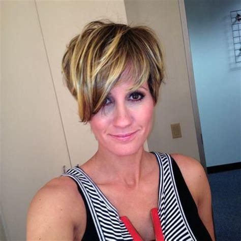 former qvc host with short blonde hair 26 best images about hair on pinterest