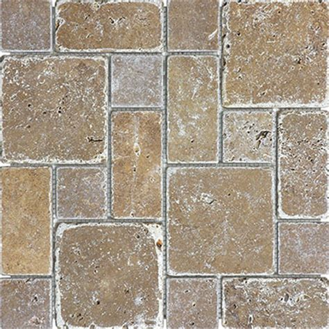 random pattern mosaic tile anatolia tile stone travertine mosaic roman random