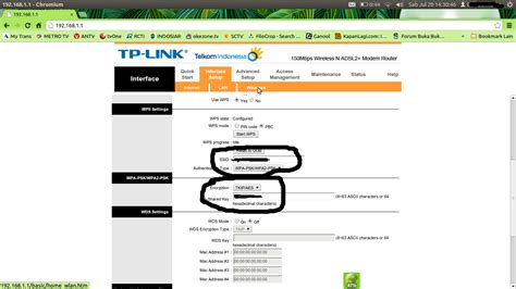 Wifi Telkom Speedy hanya manusia biasa modem speedy menembus password wifi