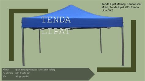 Tenda Lipat Mobil tenda lipat bekas tenda lipat 3x6 tenda lipat mobil 085 815 280 5