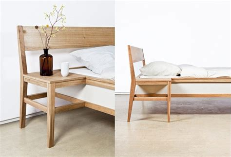 Stuhl Als Nachttisch by 20 Interessante Ideen F 252 R Nachttisch Mit Ungew 246 Hnlichem Design