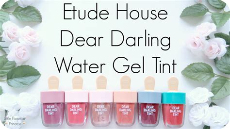 Dear Etude House porcelain princess review etude house dear