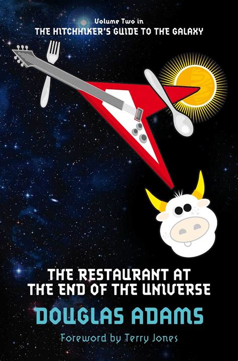 the restaurant at the end of the universe douglas