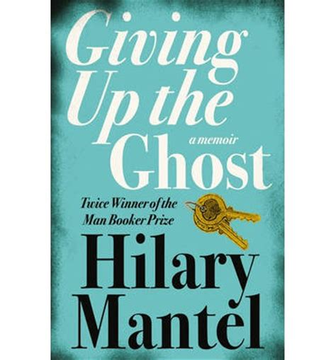 giving up the ghost hilary mantel 9780007142729