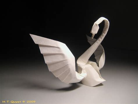 Origami Sculpture - 50 fantastic exles of origami work designbeep