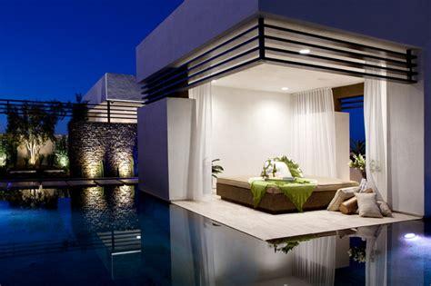 Marquis Blue Heron Contemporary Pool Las Vegas By Modern Furniture In Las Vegas