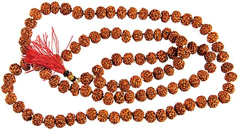 mala meaning by color rudraksha mala with 108 for chanting mixed color