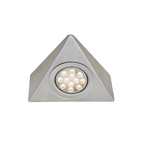 warm white led cabinet lights ansell vertex 3w warm white led cabinet light at uk