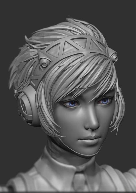 254 best zbrush head sculpt images on pinterest faces