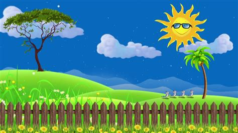 background cartoon childrentoon background