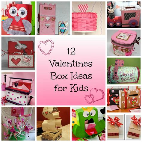 valentines day boxes ideas it s a princess thing 12 box ideas for