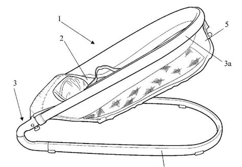 utilidad hamaca bebe inventos patentes hamacas para bebes 1 inventos