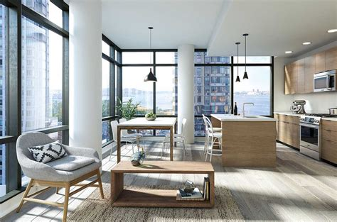 10 Provost Jersey City Floor Plans by Award Winning Toll Brothers City Living Ventures Into