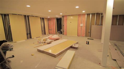basement finishing system home design