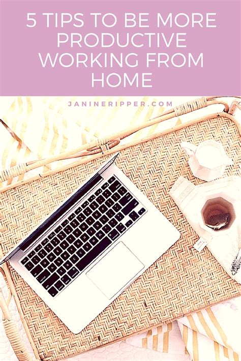 5 tips for working from home huffpost 5 tips to be more productive working from home