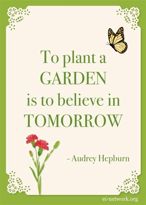 Quote Garden by Month Quotes Quote Garden Quotesgram