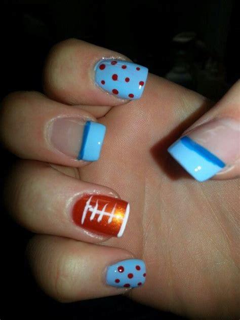 Tennessee Football Nail football tn nails my style nail nail