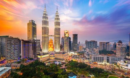 malaysia vacation with airfare from pacific holidays in bugis sg groupon getaways