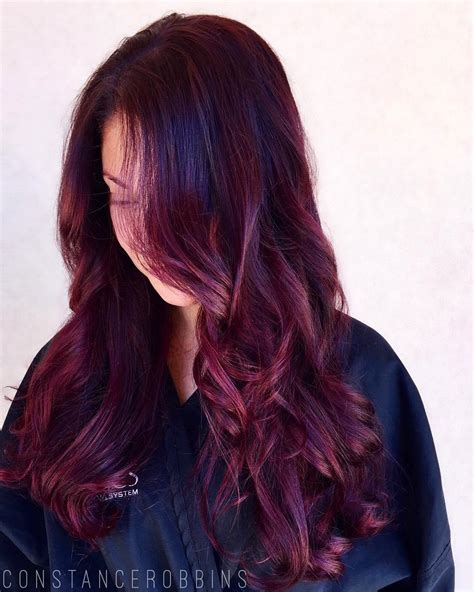 maroon color hair 50 shades of burgundy hair burgundy maroon