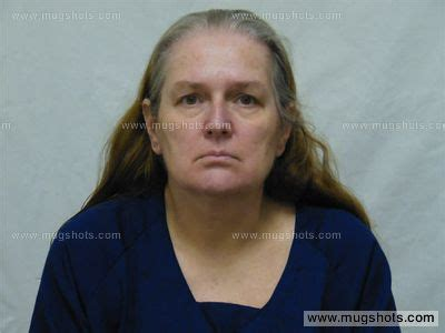 Benzie County Court Records Arlene Dinger Mugshot Arlene Dinger Arrest Benzie County Mi