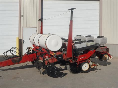 White 5100 Planter For Sale by Wisconsin Ag Connection White 5100 Row Crop Planters For