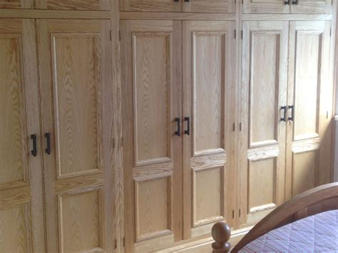 Handmade Fitted Wardrobes by Bedrooms Dove Furniture Kitchens York