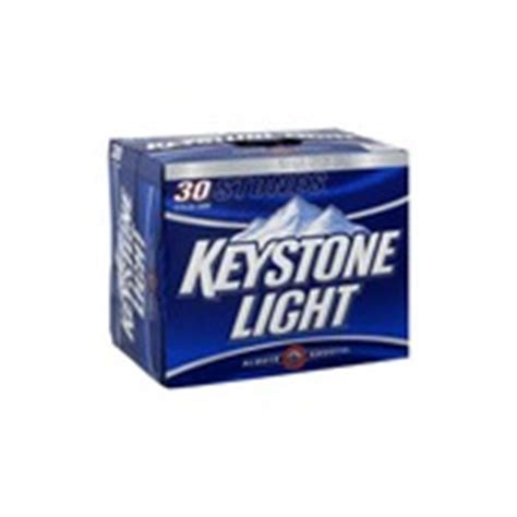 Calories In Keystone Light by Keystone Light Calories Nutrition Analysis More