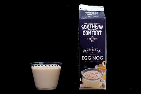 southern comfort with eggnog taste test eggnog serious eats