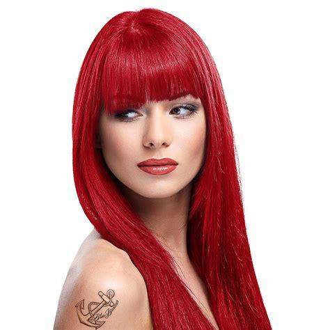 la riche directions poppy colour hair dye hair dye uk 88ml