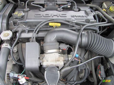 2005 dodge stratus engine 2005 dodge stratus sxt sedan 2 4 liter dohc 16 valve 4