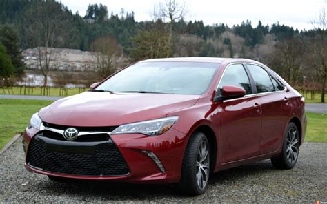 New 2015 Toyota Camry With A Bold New Design The 2015 Toyota Camry Redefines The