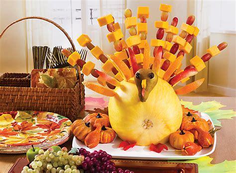 thanksgiving appetizer dessert ideas party city