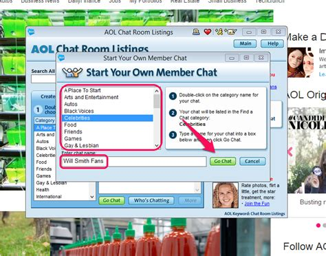 Www Aol Chat Rooms by How To Join Aol Chat Rooms Techwalla