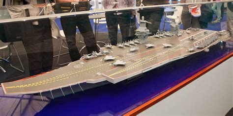 why russia s futuristic new aircraft carrier is a total