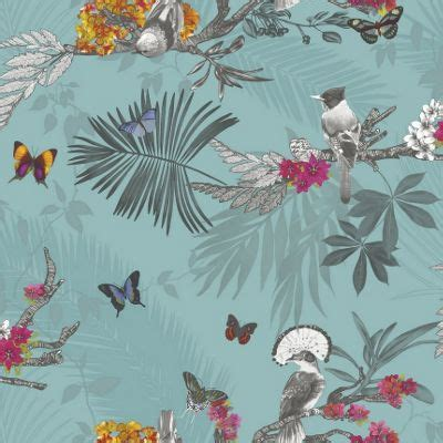 L A 3d Teal Dimension teal wallpaper homebase co uk