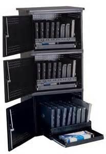 Laptop Storage Cabinet Laptop Locker Wall Mount Laptop Cabinet Stackable Laptop Lockers