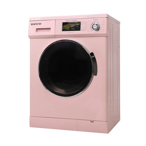 how is a washer and dryer deco all in one 1200 rpm compact combo washer dryer with