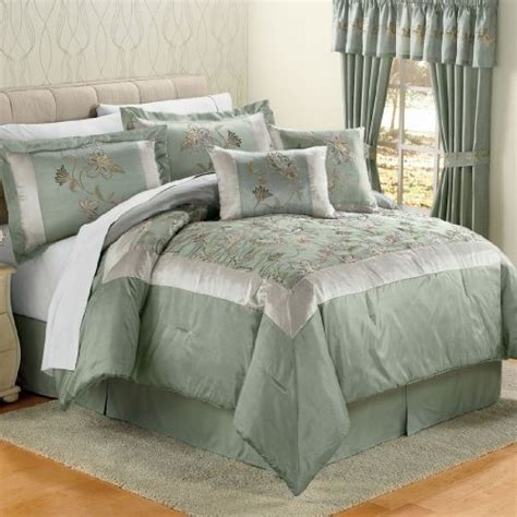 brylanehome comforter sets click to order 109 99 brylanehome comforter set sage