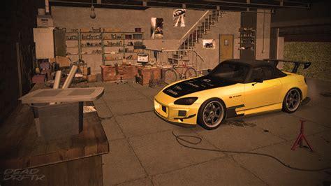 deaddrftr drift time attack rally style grid 2 garage