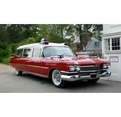 Cadillac Miller Meteor Ambulance  Cunningham Classic Cars