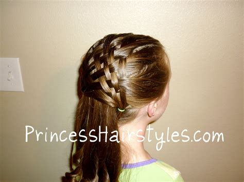 Basket Weave Hairstyle by Basket Weave Hairstyle Design By Request Hairstyles